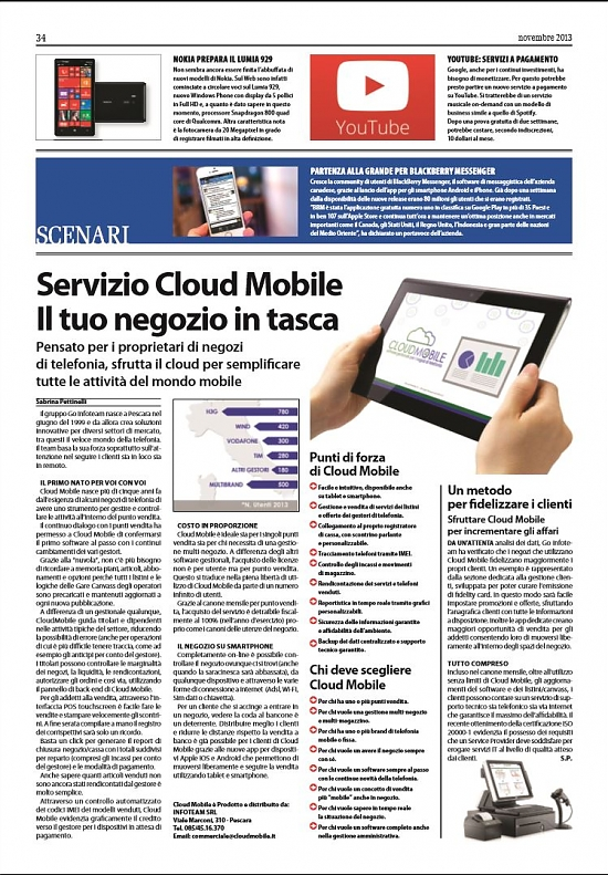negozi telefonia, mobile news, gestionale telefonia, software negozi vodafone wind tim 3