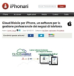 Iphone, Ipad, app, iPhonari, itunes, gestionale negozio telefonia