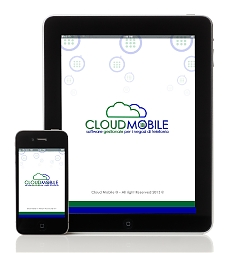 Cloud Mobile, Software gestionale, Iphone, Ipad, IOS, negozi telefonia, app, gratis